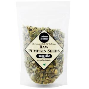 Urban Platter Raw Pumpkin Seeds, 250g