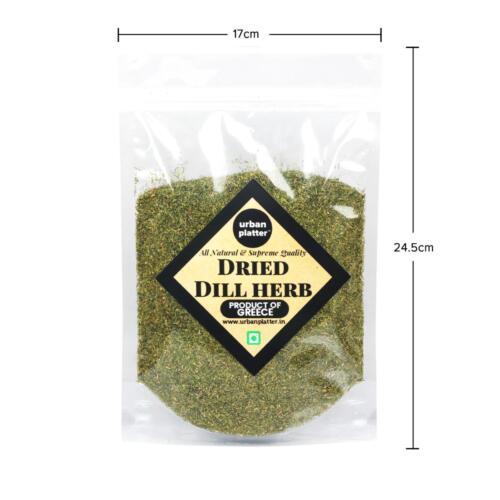 Urban Platter Dried Greek Dill, 100g (Premium Quality Herb)