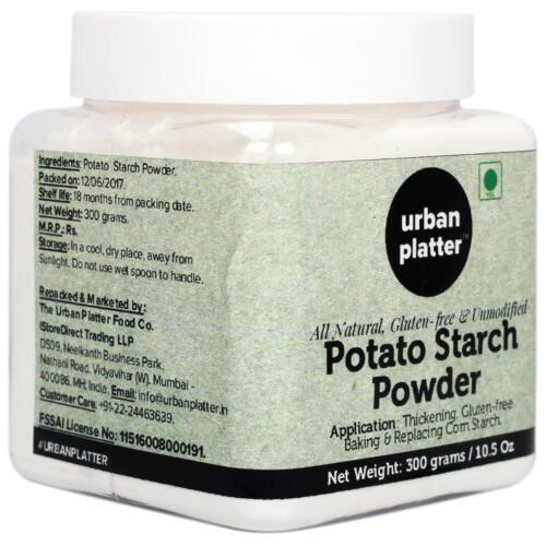 Urban Platter Potato Starch, 300g