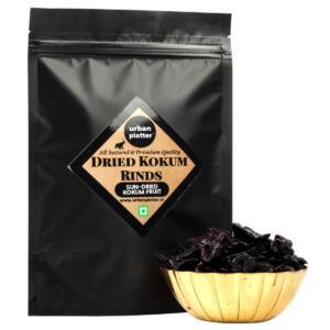 Urban Platter Dried Kokum Rinds (Garcinia Indica), 300g