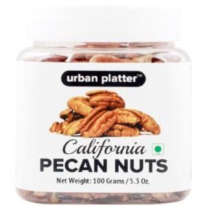 Urban Platter Jumbo Pecan Nuts, 100g
