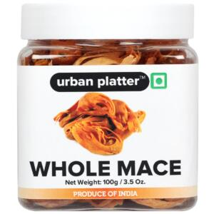 Urban Platter Whole Mace, 100g [Also Known as Javitri, Aromatic & Dried]