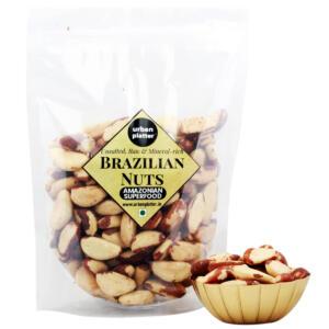 Urban Platter Brazil Nuts (Amazon Nuts), 1Kg