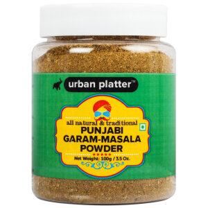 Urban Platter Punjabi Garam Masala Powder, 100g [Lightly Dry-roasted, All Natural]