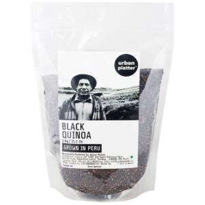 Urban Platter Black Quinoa (Grown in Peru), 1Kg
