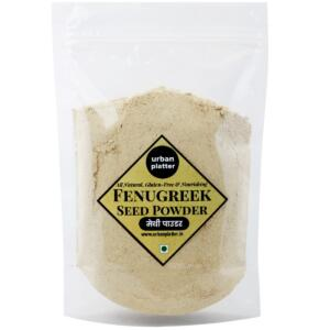 Urban Platter Fenugreek Seed Powder (Methi Powder), 400g