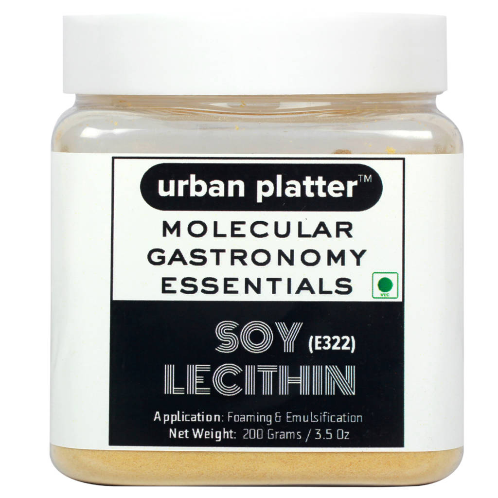 Urban Platter Soy Lecithin Powder (E322), 200g