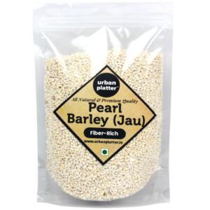 Urban Platter Pearl Barley (Jau), 2Kg [All Natural & Fiber-rich]
