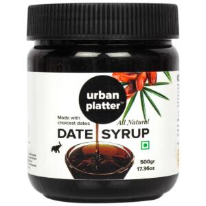 Urban Platter Date Syrup, 500g [Rich, Natural & Full of Flavour]