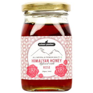 Urban Platter Rose Honey, 250g