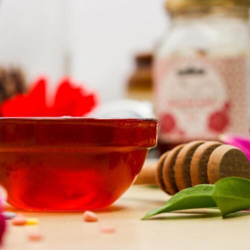 Urban Platter Rose Honey, 250g
