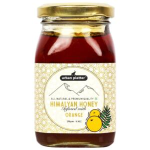 Urban Platter Orange Honey, 250g