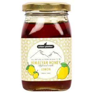 Urban Platter Lemon Honey, 250g