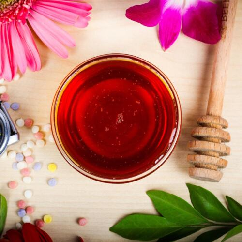 Urban Platter Lemon Honey, 250g