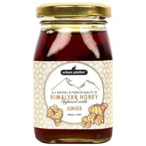 Urban Platter Ginger Honey, 250g