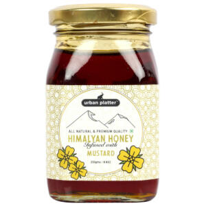 Urban Platter Mustard Honey, 250g