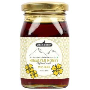 Urban Platter Mustard Honey, 250g