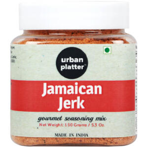 Urban Platter Jamaican Jerk, 150g [Spicy & Smoky Seasoning]