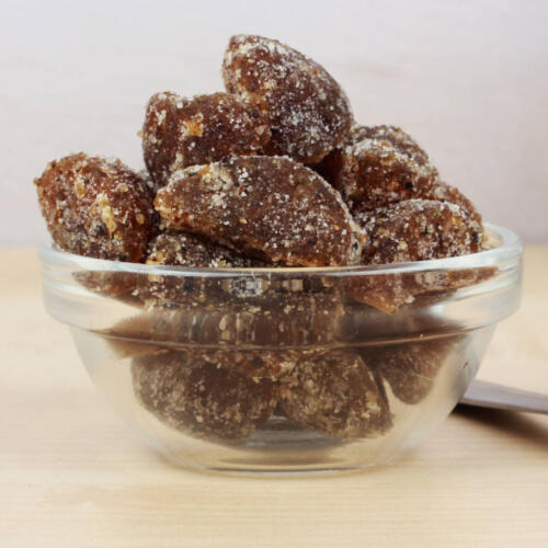Urban Platter Ginger, Lemon & Pepper Avla Candy, 400g [All Natural, Loaded with Vitamin-C & Super-digestive]