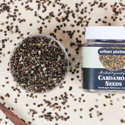 Urban Platter Cardamom Seeds, 150g