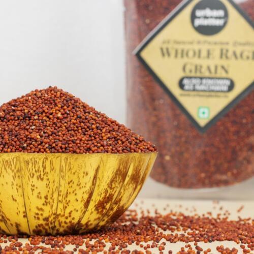 Urban Platter Finger Millet (Ragi Or Nachani) Grains, 1Kg