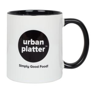 Urban Platter Coffee Mug (390ml/8.4cm)