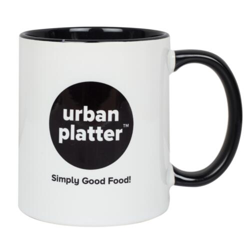 Urban Platter Coffee Mug (390ml/8.4cm)
