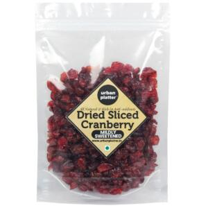 Urban Platter Dried Red Cranberry, 500g [All Natural, Premium Quality, Flavorful]