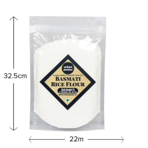 Urban Platter Basmati Rice Flour, 1kg / 35.2oz [All Natural, Premium Quality Aromatic]