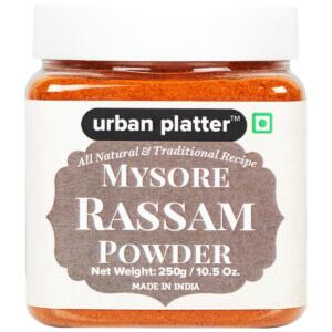 Urban Platter Mysore Rasam Powder, 250g [All Natural & Traditional Recipe]