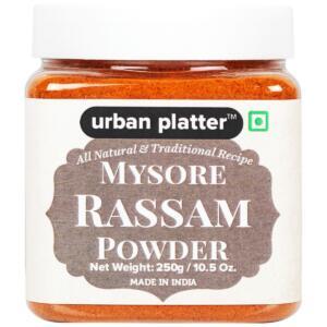 Urban Platter Mysore Rasam Powder, 250g [All Natural & Traditional Recipe]
