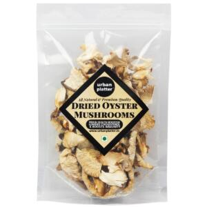 Urban Platter Dried Oyster Mushrooms, 200g