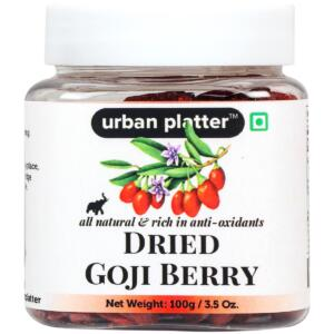 Urban Platter Goji Berries, 100g