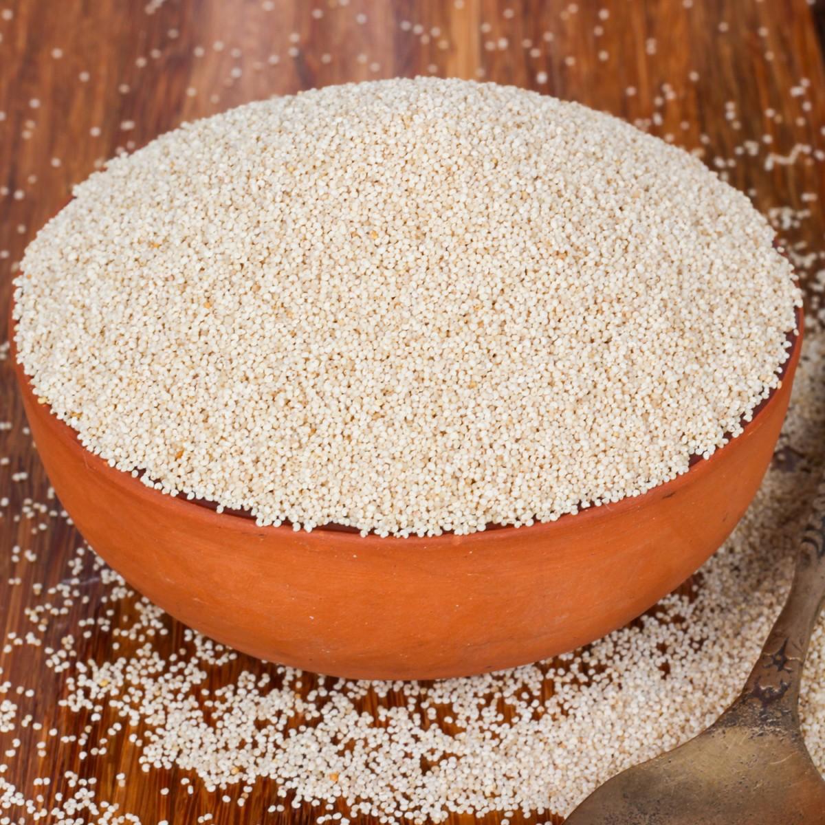 200g Khus Khus Poppy Seeds Whole white Spice 7oz