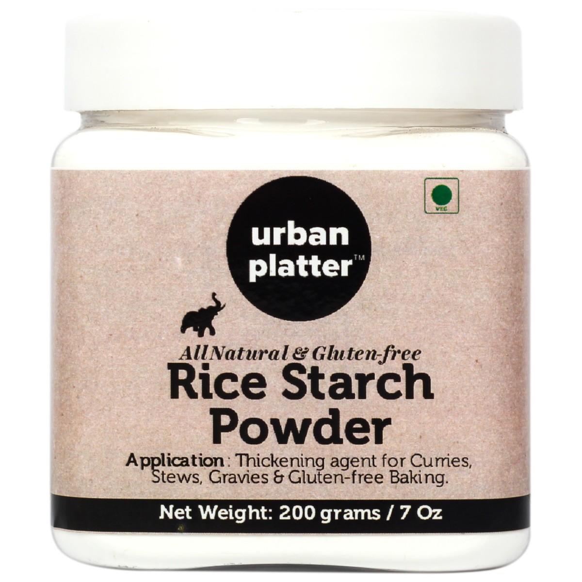 Urban Platter Rice Starch Powder, 200g