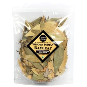 Urban Platter Whole Bayleaf Spice (Tejpatta), 100g