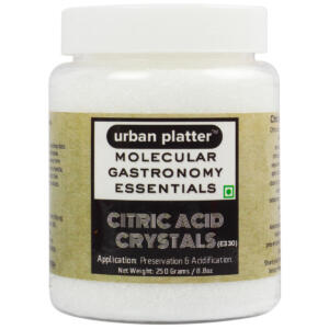 Urban Platter Pure Citric Acid Crystals, 250g