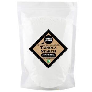 Urban Platter Tapioca Starch Powder, 1KG [BULK PACK] [HoReCa Pack]