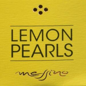 Papadeas Messino Greece Lemon Pearls, 50 ML [Perfect For Salads, Sandwiches, Bruschette, Ice-cream & Cocktails]