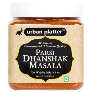 Urban Platter Parsi Dhansak Masala, 250g / 8.8oz [All Natural, Premium Quality, Hand-Pounded]