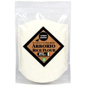 Urban Platter Italian Arborio Rice Flour, 1Kg / 35.2oz [ All Natural, Premium Quality, Made in Italy]