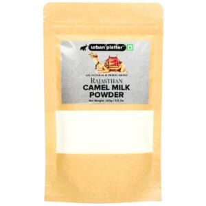 Urban Platter Freeze-Dried Camel Milk Powder, 100g [All Natural, Suitable for Lactose Intolerant, Gluten-Free Super Food]