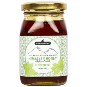 Urban Platter Peppermint Honey, 250g