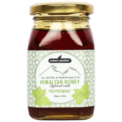 Urban Platter Peppermint Honey, 250g