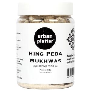 Urban Platter Hing Peda Mukhwas, 350g / 12.3oz [ Mouth Freshener, Digestive, After-Meal Snack]