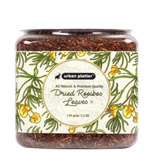 Urban Platter Dried Rooibos Leaves, 150g / 5.2oz [All Natural, Premium Quality, Delicious]