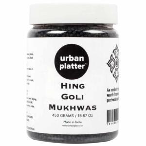 Urban Platter Hing Goli Mukhwas, 450g / 15.87oz [Mouth Freshener, Digestive, After-Meal Snack]
