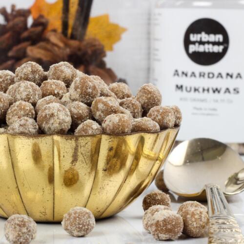 Urban Platter Aanardana Mukhwas, 400g / 14.10oz [Mouth Freshener, Digestive, After-Meal Snack]