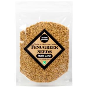 Urban Platter Dried Fenugreek (Methi) Seeds, 1Kg