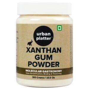 Urban Platter Xanthan Gum Powder, 300g (Gluten-free, Vegan Thickening Agent, Stabilizer)